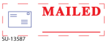 """MAILED""<BR>Message Stamp"
