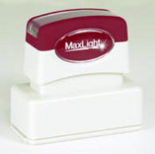 XL2-115 Pre-Inked Stamp