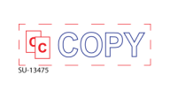 "SU-13475 - ""COPY""<BR>Message Stamp"